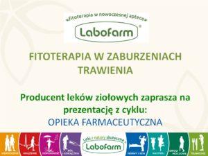 zaburzenia trawienia Labofarm